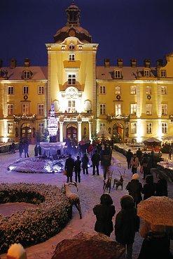 Schloss bückeburg weihnachtszauber 2020