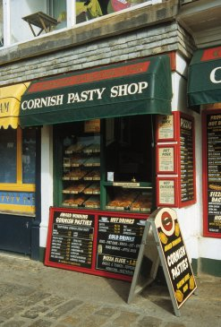 Shop in Cornwall