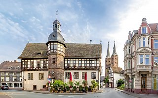 Historisches Rathaus in Höxter © pure-life-pictures -fotolia.com